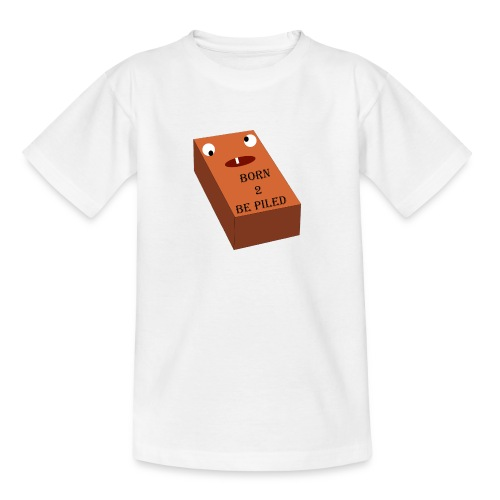 Brick Life - Teenager T-shirt
