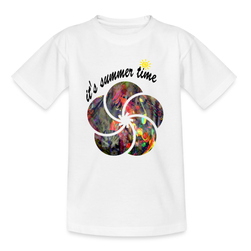 it's summer time - T-shirt Ado