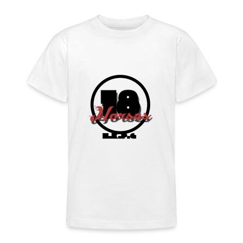 18 Horses - NKPG (Black) - T-shirt tonåring