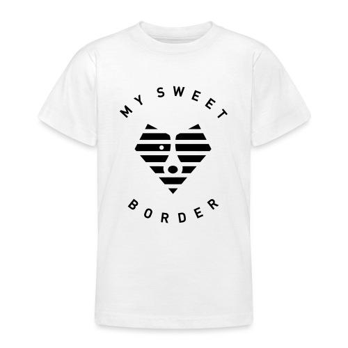 Border and sea - T-shirt Ado