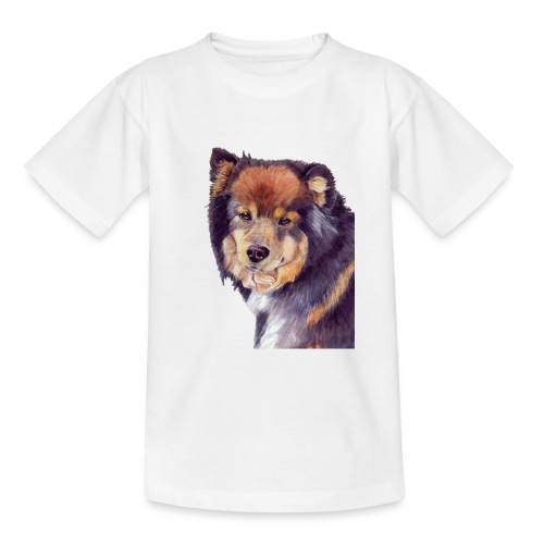 finnish lapphund - Teenager-T-shirt