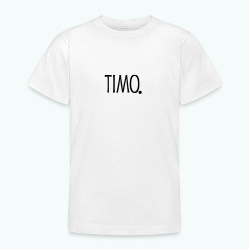 Ontwerp zonder achtergrond - Teenager T-shirt
