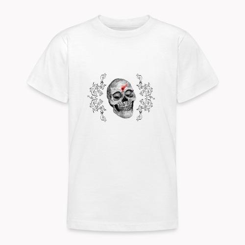 Skull One Bullet - T-shirt Ado
