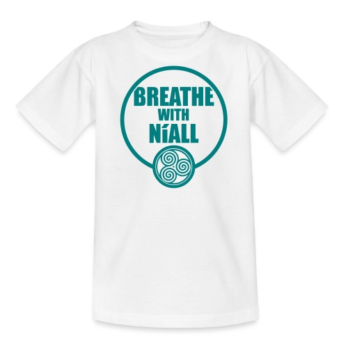 Breath with Niall Tshirt - Teenage T-Shirt