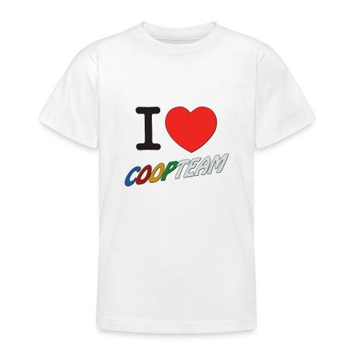 I love coop team - T-shirt Ado
