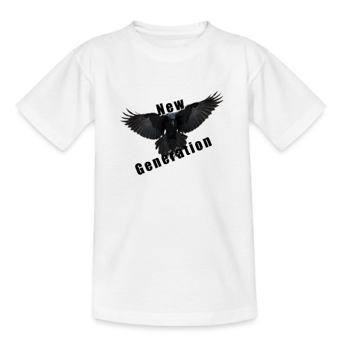 new generation - Teenager T-shirt