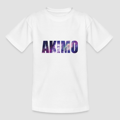 AKIMO Basic Galaxy - Teenager T-Shirt