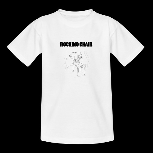 Rocking Chair - Teenage T-Shirt