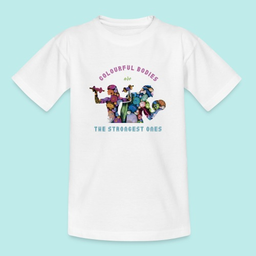 Vegetarian@s/vegan@s - Camiseta adolescente