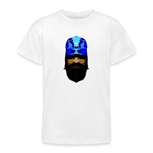 T-shirt gorra dadhat y boso estilo fresco - Camiseta adolescente