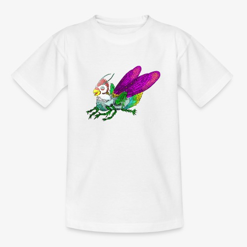 Chicken-Hopper - Teenager T-shirt