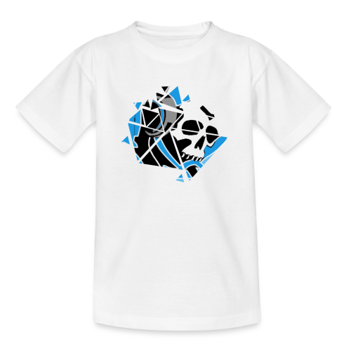 Official Logo Of The Hooded Gamer - Teenage T-Shirt