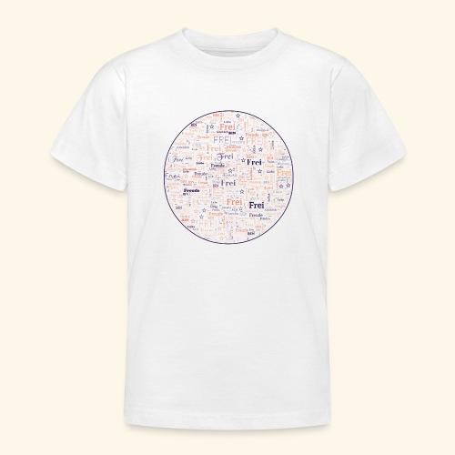Ich bin - Teenager T-Shirt