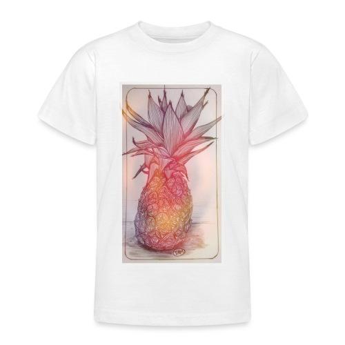 Ananas - Végétal Concept - T-shirt Ado