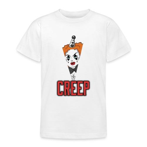 CREEPY VEE - Teenage T-Shirt