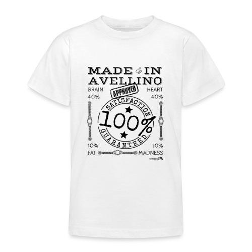 1,02 Prodotto a Avellino - Maglietta per ragazzi