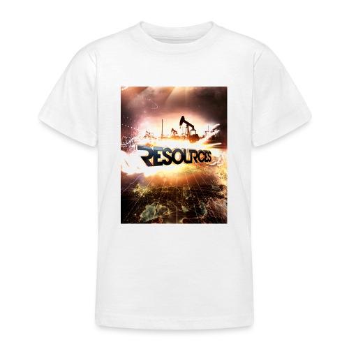 RESOURCES Splash Screen - Teenager T-Shirt