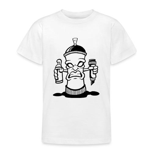 Graffiti Spraydose - Teenager T-Shirt