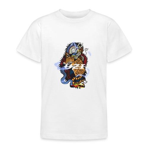 Tiger&DragonUzi - T-shirt Ado