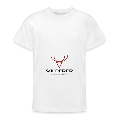 WUIDBUZZ | Wilderer | Männersache - Teenager T-Shirt