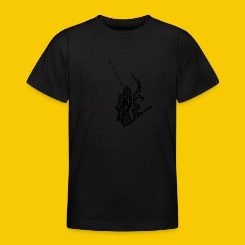 twirling b 2 - T-shirt Ado