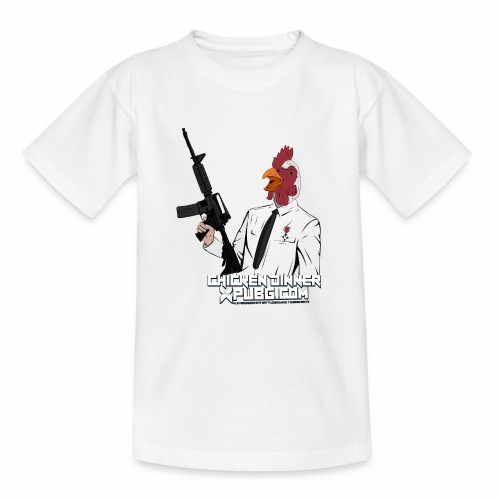 XPuBG Winner winner chicken dinner! - Teenage T-Shirt
