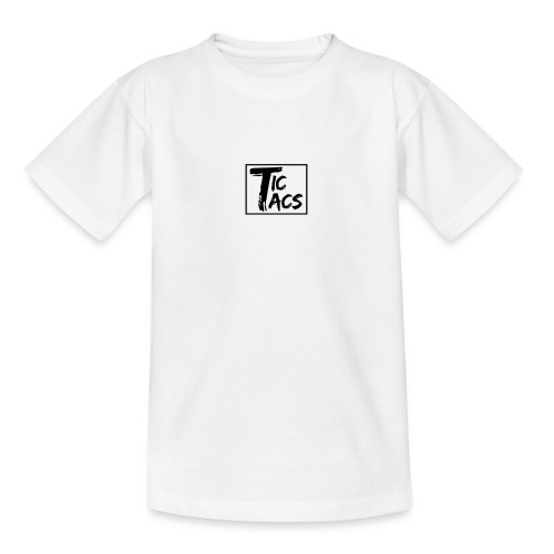 Tictacs Merch - Teenage T-Shirt