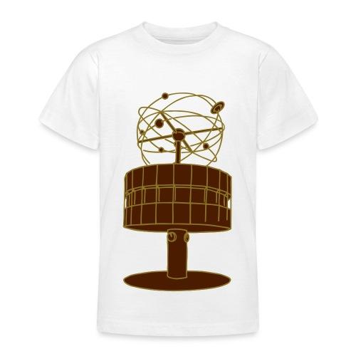 Weltzeituhr Berlin 2 - Teenager T-Shirt