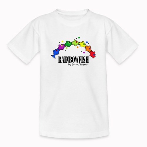 rainbowfish - Maglietta per ragazzi