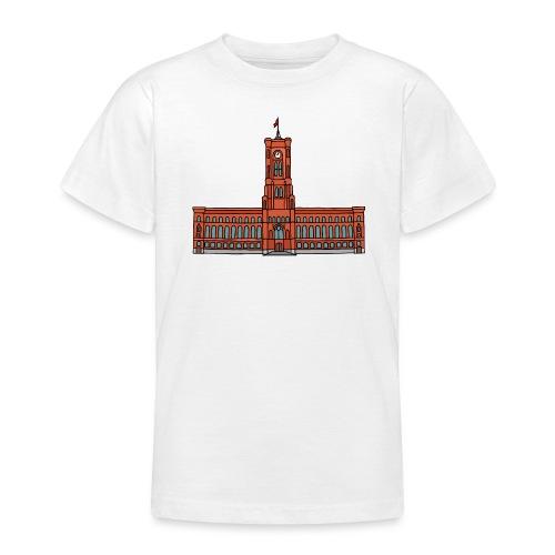Rotes Rathaus BERLIN - Teenager T-Shirt