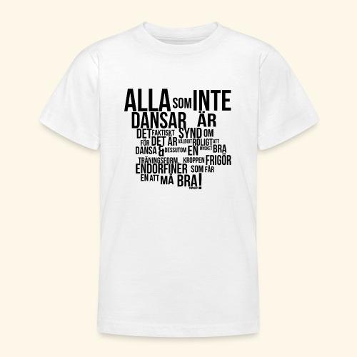 AllaSomINTE - T-shirt tonåring