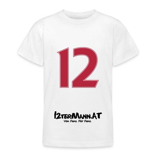 12termann mitfans - Teenager T-Shirt