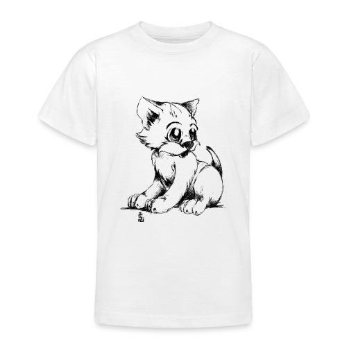 Chaton - T-shirt Ado