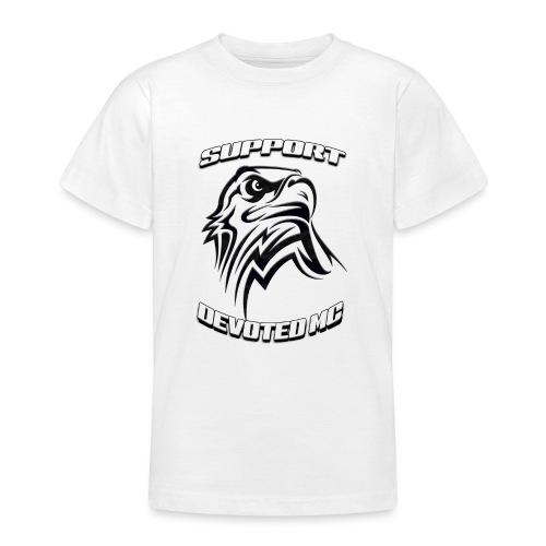 SUPPORT DEVOTEDMC E - T-skjorte for tenåringer