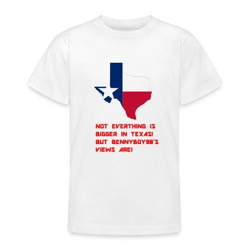 TEXAS MERCH - Teenage T-Shirt