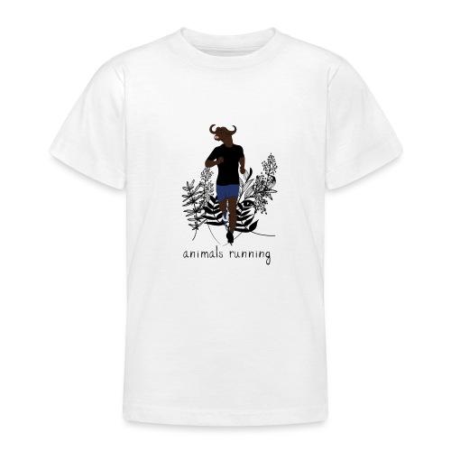Buffle running - T-shirt Ado