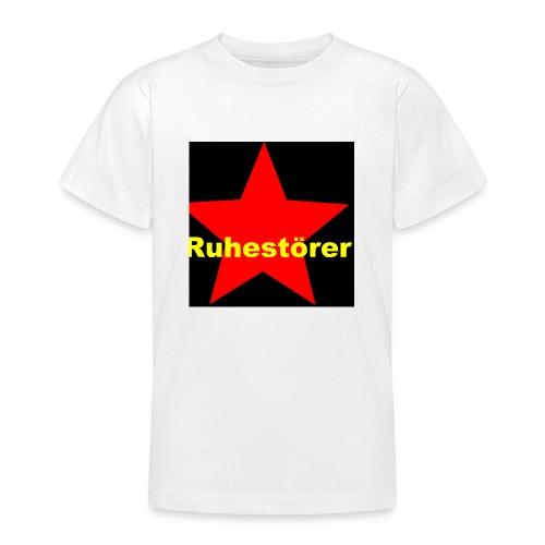Ruhestörer - Teenager T-Shirt