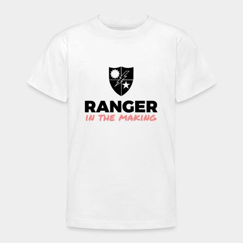 Ranger in the Making - Teenage T-Shirt