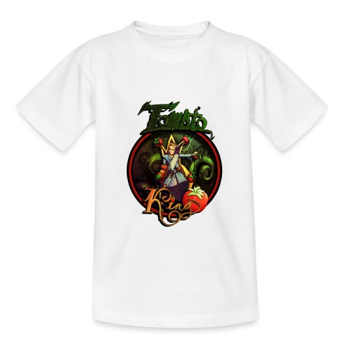 Tomato King - Twitch Back - T-shirt tonåring