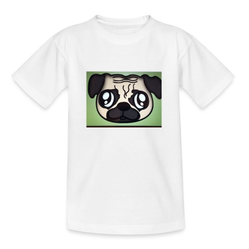 Pugly boss - Teenage T-Shirt