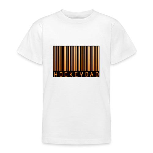 Hockey Dad - T-shirt tonåring
