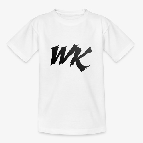 WK black - Teenage T-Shirt