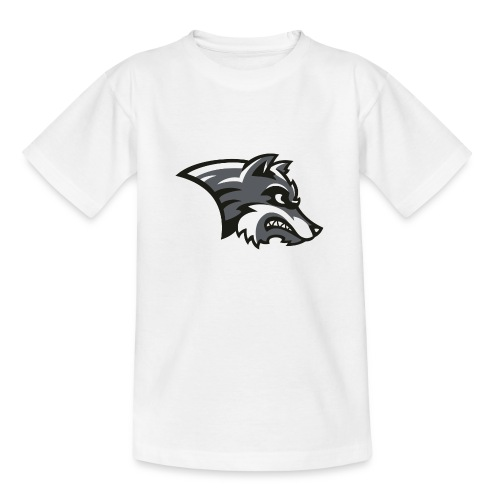 Wolf-Shirt by Noi & weiteren Anonymen Leuten - Teenager T-Shirt