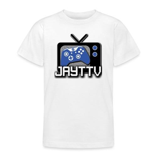 JayTtv - Logo - Teenage T-Shirt