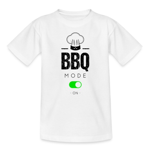 BBQ mode on - T-shirt Ado