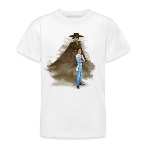 Zorro The Chronicles Don Diego Doppelleben - Teenager T-Shirt