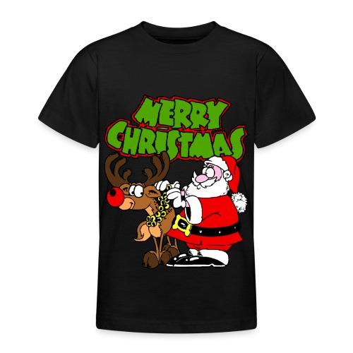 merry christmas - T-shirt Ado