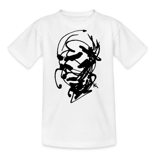 face - Teenage T-Shirt