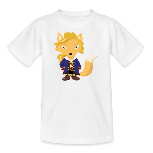 Renard Guybrush - T-shirt Ado