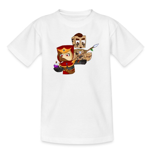 Survival Madness Vilains png - Teenage T-Shirt
